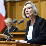 Nationalrätin Prisca Birrer-Heimo (SP/LU) hat eine Aussprache zur Credit Suisse beantragt. (Keystone)