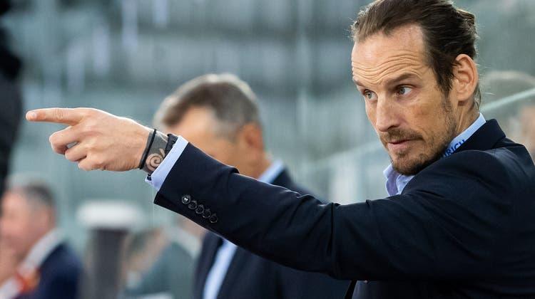 Hat sein finales Aufgebot bekannt gegeben: Trainer Patrick Fischer. (Freshfocus)