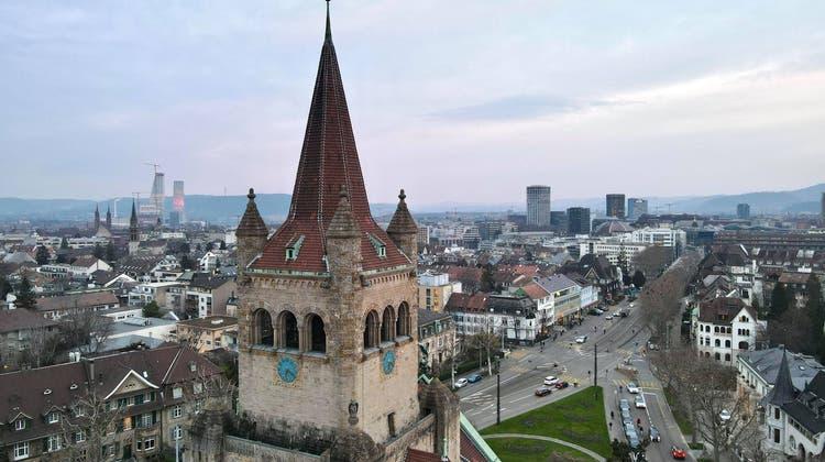 Hohe Baukultur– im Bild die Stadt Basel mit ihren Neubautürmen – ist ein weiter Begriff und muss auch emotionale Aspekte mit einbeziehen. (Benjamin Wieland)