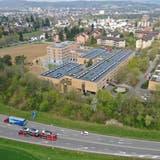 Kommt die Kantonsschule nach Rheinfelden? (Foto: Gerry Thönen/Aargauer Zeitung)