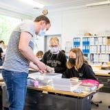 Der Lebensraum Emme inspiriert Schulklasse zur Gestaltung einer App