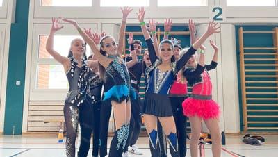 Die Tänzerinnen und Tänzer der Rock Academy haben beim Turnier in Müllheim gut abgeschnitten. (Bild: PD)