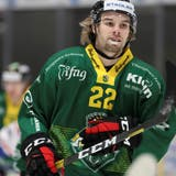 NHL-Stürmer Brandon Hagel, in dieser Saison auch für den HC Thurgau im Einsatz, geht in den kommenden Wochen mit Kanada auf Medaillenjagd. (Mario Gaccioli)