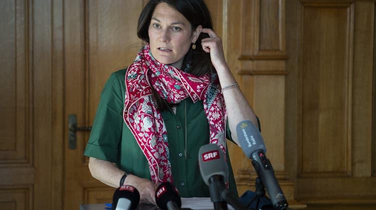 Befürchtet Nachteile auch für die Patientensicherheit: Kommissionspräsidentin Tiana Angelina Moser (GLP/ZH). (Keystone)