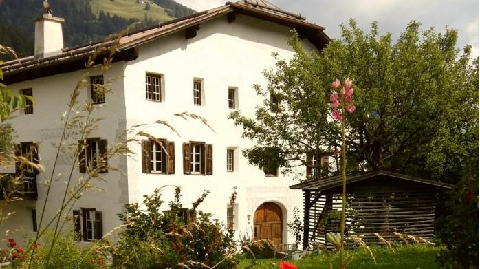 Das Haus Parli im bündnerischen Münstertal. (Bild: PD)