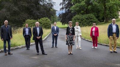 Tag der Entscheidung: Wo stehen die sieben Bundesräte beim EU-Rahmenabkommen?