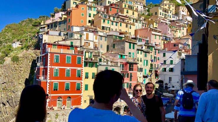 Der Sommer kann endlich kommen: HierCinque Terre in Italien. (Foto: Christa Kamm-Sager)