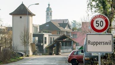 Die Gemeinde Rupperwil ist in den letzten Jahren gewachsen. (Walter Bieri / KEYSTONE)