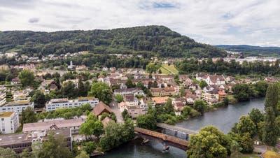 Blick auf die Gemeinde Turgi. (Bild: Sandra Ardizzone)
