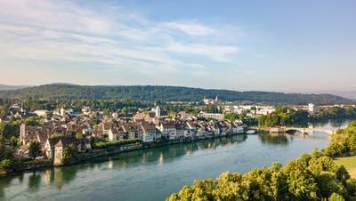Die Bevölkerung von Rheinfelden bewegt sich fleissig. (Zvg/Markus Raub)