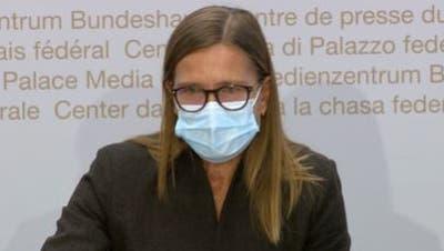 Das BAG verzeichnete in den vergangenen 24 Stunden 29'234 neue Infektionen mit dem Coronavirus. (Symbolbild) (Keystone)
