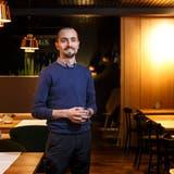 Argim Asani, der neue Eigentümer der Betriebsgesellschaft des Parktheaters. (Hanspeter Bärtschi)