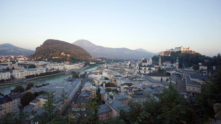 Salzburg ist wieder eine Reise wert – zumindest muss man danach nicht mehr in Quarantäne. (Keystone)
