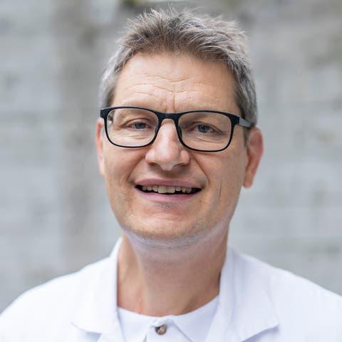Christoph Fux, Chefarzt Infektiologie und Spitalhygiene am Kantonsspital Aarau.