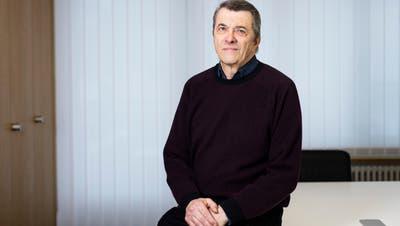 Ueli Graf ist ehemaliger Direktor vom Gefängnis Pöschwies in Regensdorf und Gemeindeammann von Mülligen. (Bild: Britta Gut (27. Januar 2021))