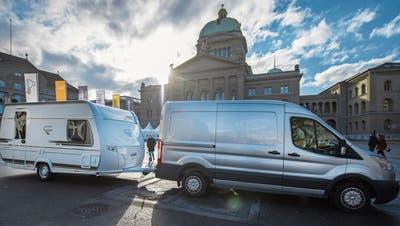 Gebrochenes Versprechen: Weil die Behörden nicht vorwärts machen, müssen Schweizer Fahrende weiter auf ihre Halteplätze warten