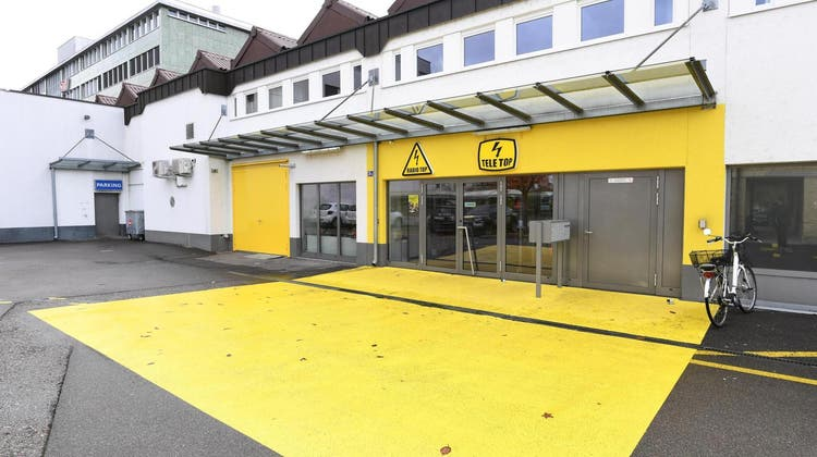Die Studios von Radio Top befinden sich an der Bürglistrasse in Winterthur. (Madeleine Schoder)