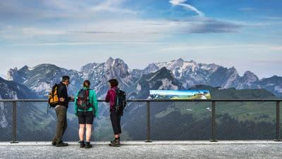 Facebook: Treten Sie jetzt der «Wandergruppe Ostschweiz» bei