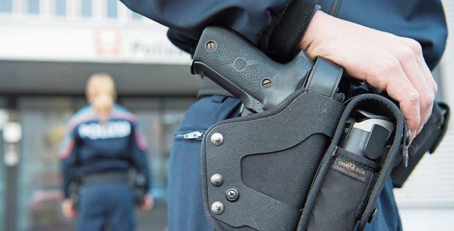 Die Polizei soll mit dem neuen Bundesgesetz mehr Mittel zur Prävention von Terrorismus erhalten.
