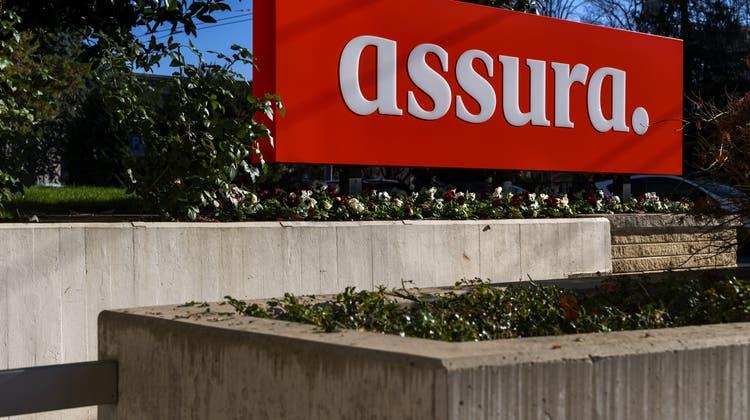 Assura zahlt ihren Kunden 30 Millionen Franken zurück. (Keystone)