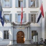 Stadtammann, Stadtpräsident, Frau Stadtammann, Stadtpräsidentin: Was soll denn nun gelten in Baden? (Bild: Claudio Thoma)