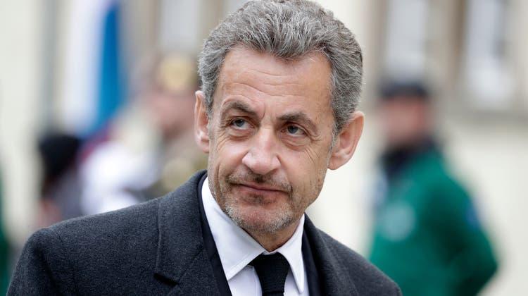 Schon wieder vor Gericht: Nicolas Sarkozy wird vorgeworfen, mit seinen enormen Ausgaben ihm Wahlkampf zu weit gegangen zu sein. (Julien Warnand / EPA)