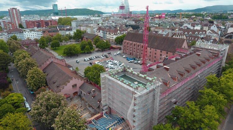 3,2 Millionen Franken mehr: Die Kulturwerkstatt Kaserne war Thema im Grossen Rat. (Andreas Schwald)