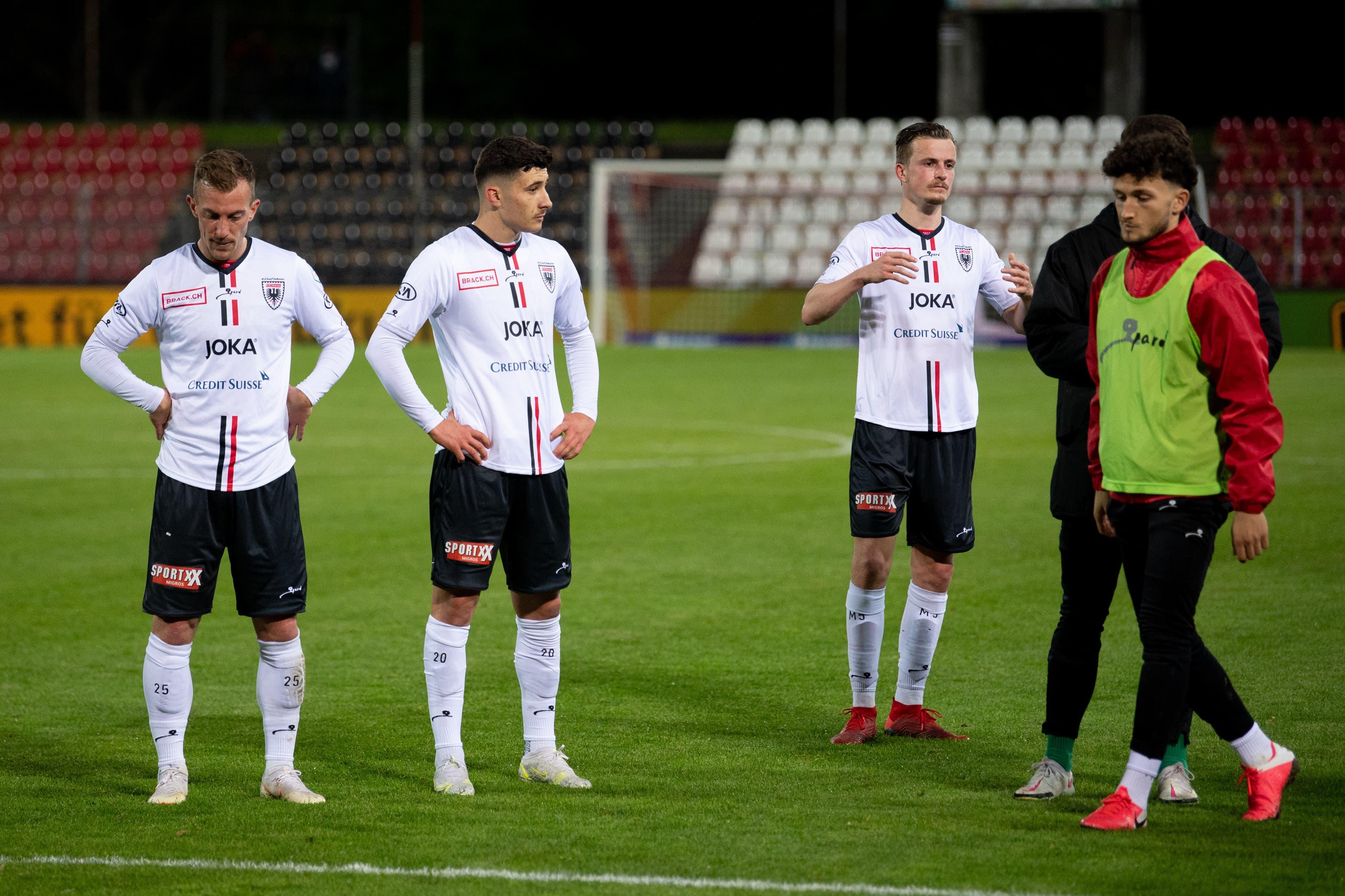 Der FC Aarau unterliegt Lausanne-Ouchy im letzten Spiel der Saison deutlich mit 0:3.