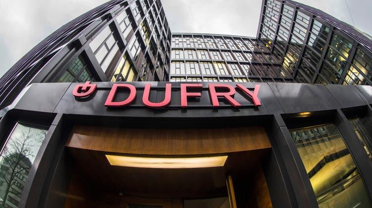 Dufry musste gegenüber dem Vorjahr einen kräftigen Umsatzeinbruch hinnehmen. (Keystone)