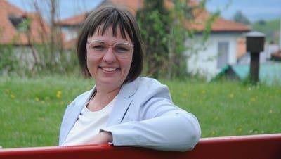 Martina Tapernoux ist seit 2017 Pfarrerin in Heiden. (Bild: Astrid Zysset)