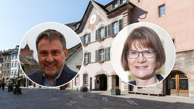 Acht Kandidaten buhlen an den Stadtratswahlen vom 13. Juni um die fünf Sitze im Rheinfelder Rathaus. (Bild: Sandra Ardizzone (25. März 2020))