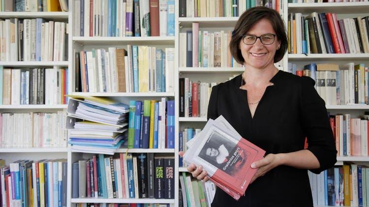 Die Männedörflerin Barbara Bonhage hat ein Buch geschrieben, in dem sie die NS-Begeisterung ihrer Grossmutter aufarbeitet. (Sabine Rock)