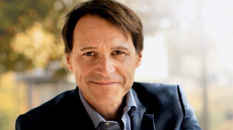 Macht seit zehn Jahren eine News-Diät: Rolf Dobelli. (HO)