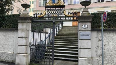 Bezirksgericht Luzern. (Bild: sam)