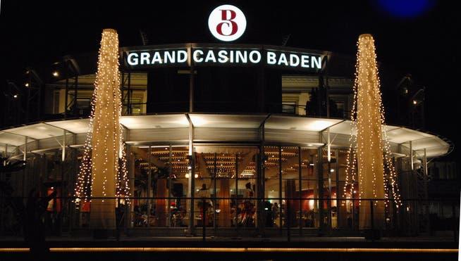 Das Grand Casino Baden hat aktuell nur mit Schutzkonzepten geöffnet.