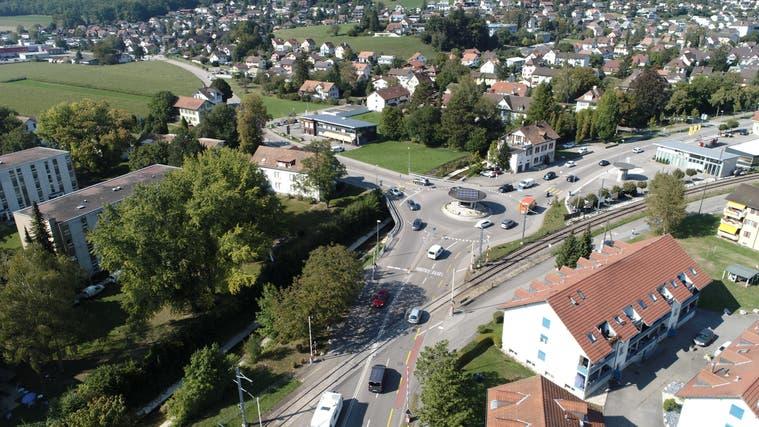 Der Staufaktor Thalbrücke in Balsthal: «Die geplante Verkehrsanbindung Thal kommt der ganzen Region zugute», heisst es aus Welschenrohr-Gänsbrunnen. (Bruno Kissling)