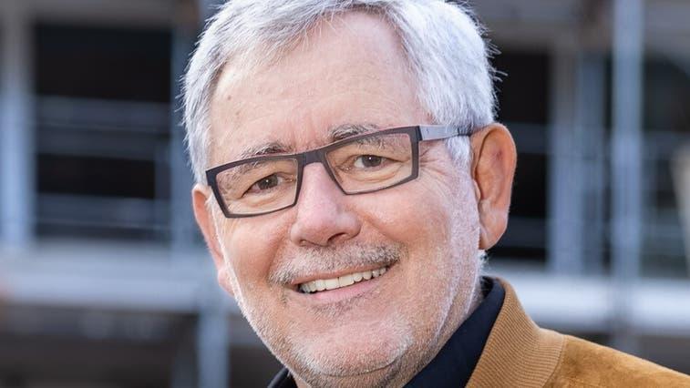 UMBAWIKO neuer Präsident Mark Winkler (FDP Witterswil). (Zvg)