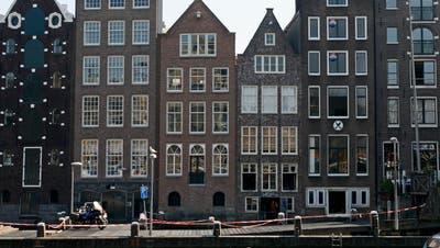 Soll ab 2022 wieder mit dem Nachtzug erreichbar sein: Amsterdam (Keystone)