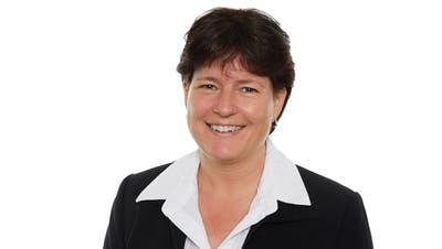 Esther Frischknecht stellt sich zur Wahl als Stadträtin. (ZVG)
