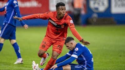 Der Fc Basel sicherte sich die Teilnahme an der neu geschaffenen Conference League mit einem 4:0 über den FCZ. (Keystone)