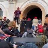 Kapitol-Stürmer wollte in die Schweiz fliehen