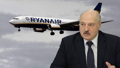 Alexander Lukaschenko sorgt für Empörung. (Archiv) (Maxim Guchek / Belta Pool / EPA)