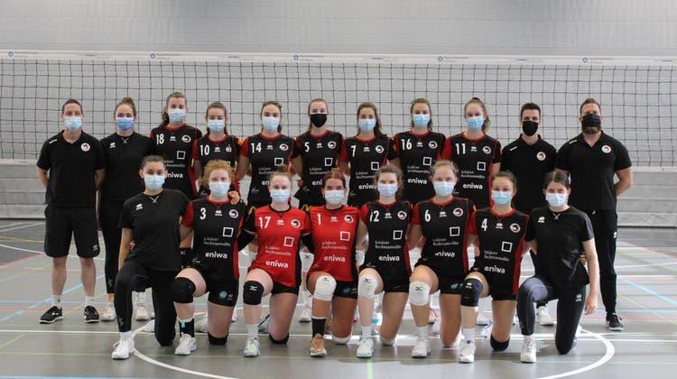 Einzug ins U19 Final Four der Volleyball Nachwuchs-Schweizer-Meisterschaften