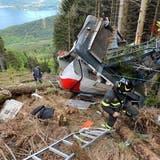 14 Menschen verloren bei dem Unglück am Pfingstsonntag ihr Leben. (AP)