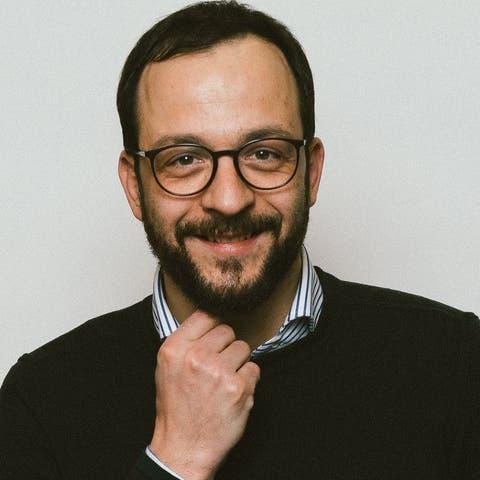 Michele Puleo, Geschäftsführer Anlaufstelle Integration Aargau.