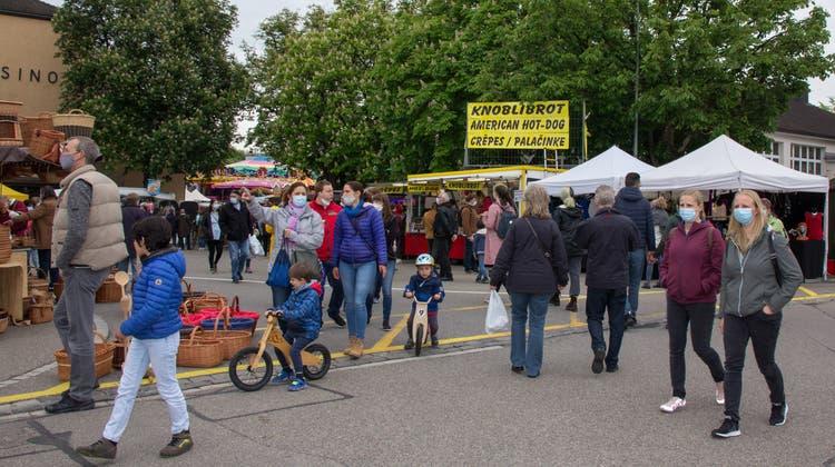 Impressionen vom Pfingstmarkt in Bremgarten. (Bild: Verena Schmidtke)