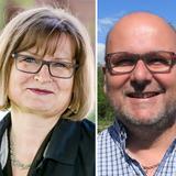Wer wird ab 2022 neu im Suhrer Gemeinderat sitzen? Von links: Grischa Ruprecht (21, FDP), Sonja Ihle (53, Zukunft Suhr) oder Beat Woodtli (53, SVP)? (Bild: Alex Spichale)