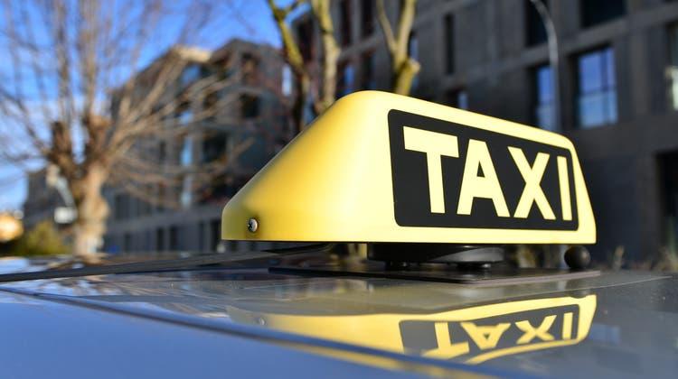 Ein Taxi in Arbon. (Bild: PD)