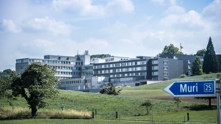 2019 unterschrieben das Spital Muri und das Kantonsspital Baden einenKooperationsrahmenvertrag für eine engere Zusammenarbeit. (zvg/Jürg Waldmeier (2018))