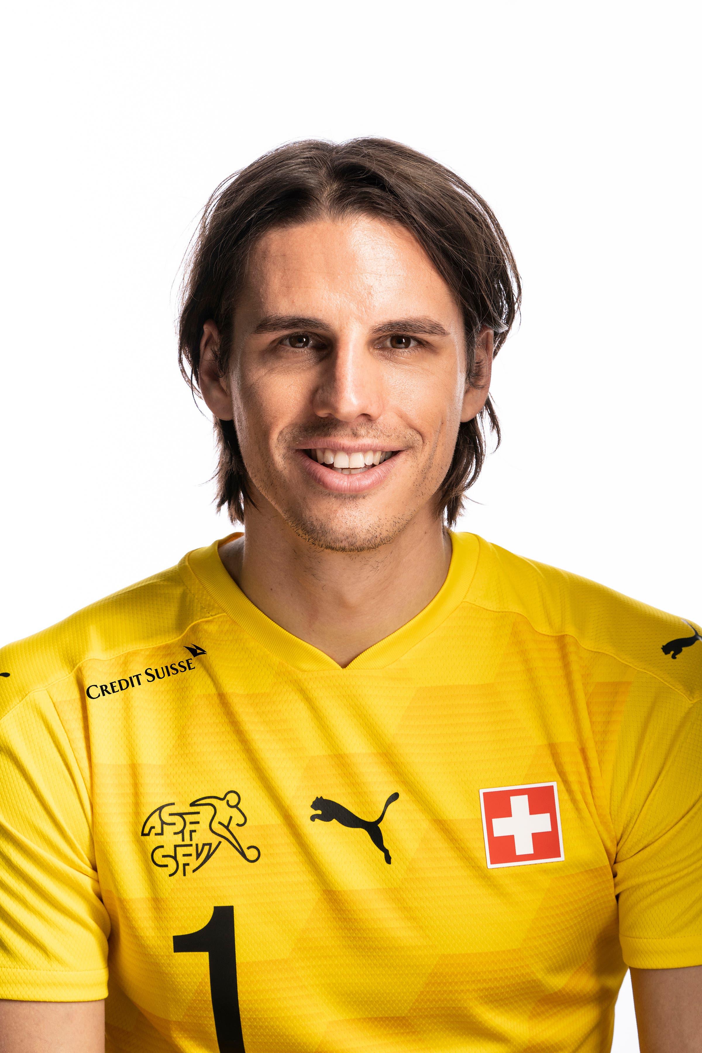 Yann Sommer, Borussia Mönchengladbach: 39 Einsätze, 3433 Spielminuten, 63 Gegentore - Note 4.